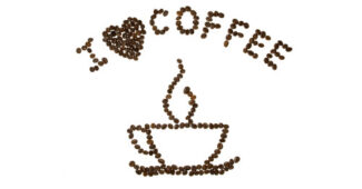 FreeGreatPicture.com 16081 coffee and coffee beans close up