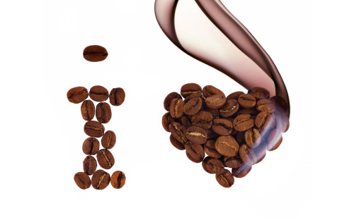 FreeGreatPicture.com 16140 coffee and coffee beans close up