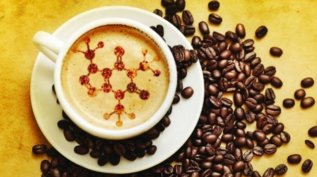 quimica cafe